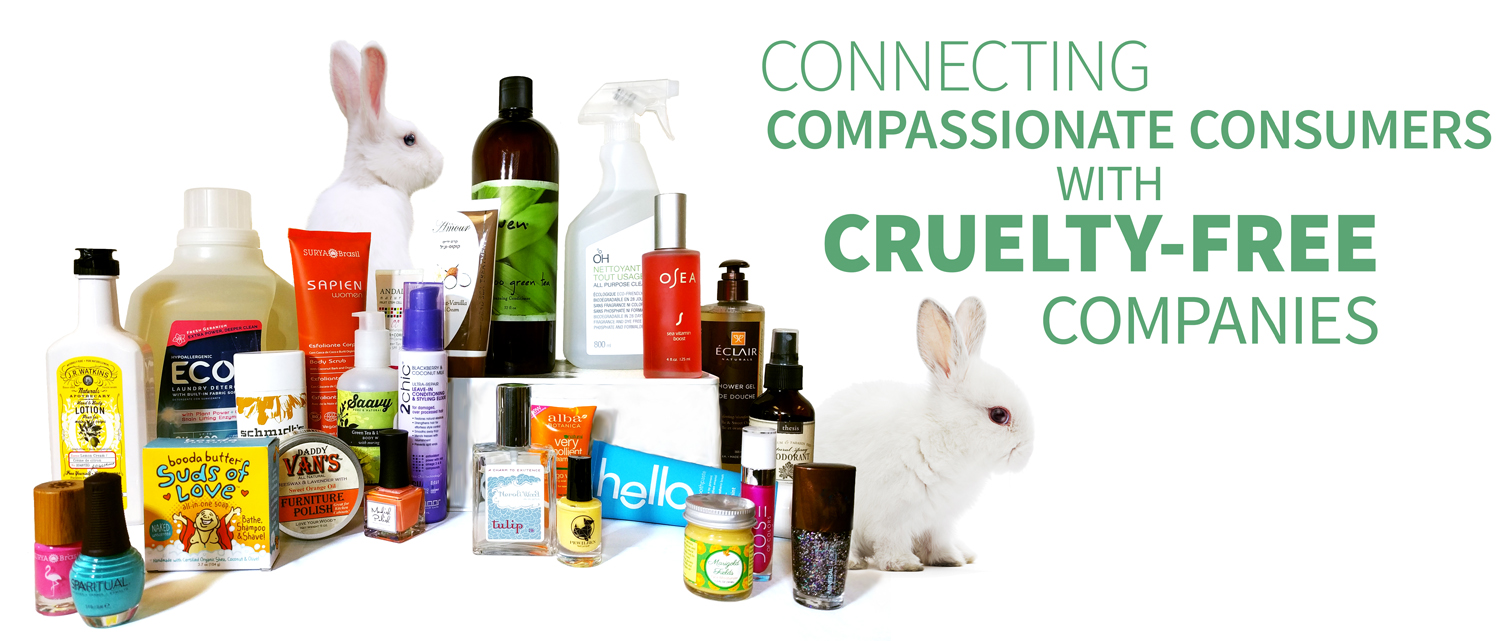 Connecting compassionate consumers with cruelty-free companies