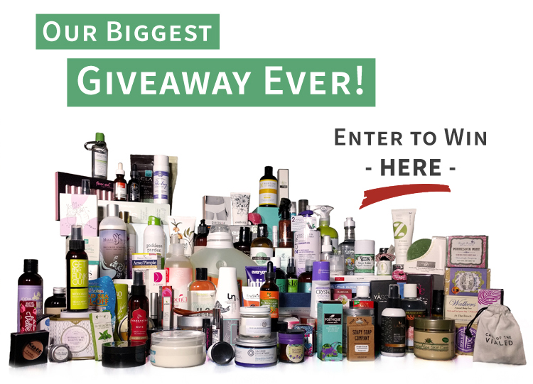 Our Biggest Giveaway Ever - Enter to Win