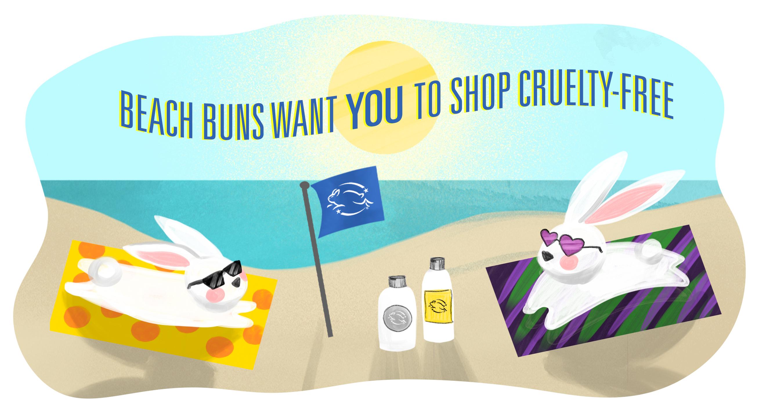 Spring Forward Shop Cruelty-Free